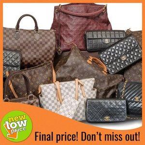 💯Authentic brand handbag Crossbody tote Shoulder